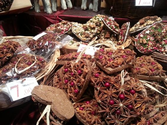 Spiced wreaths