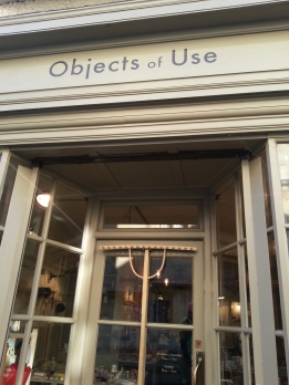 Objects of use