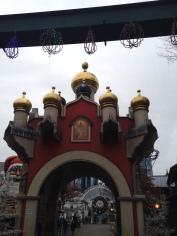 The gates into russia