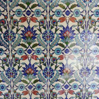 Beautiful Tiles everywher