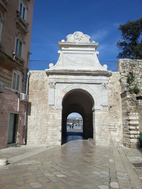 Gate Zadar