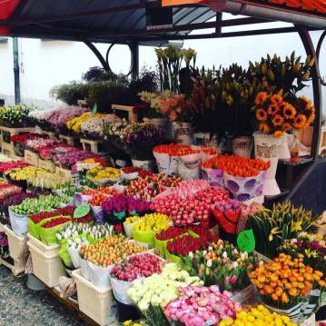 Market in Bloom