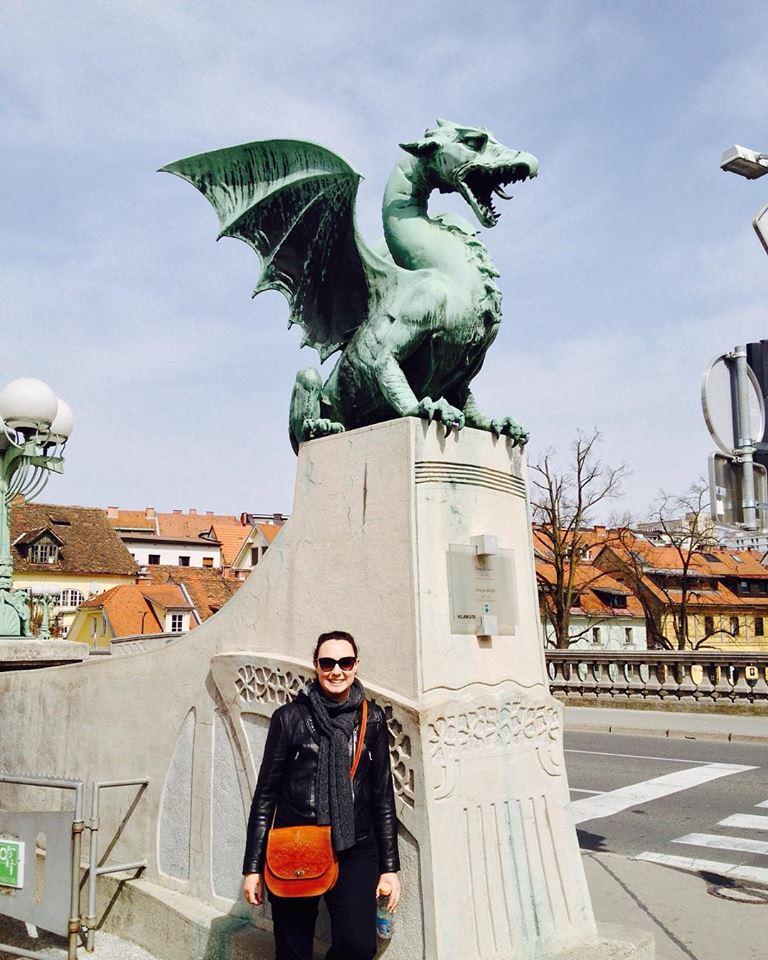 Dragon Bridge, Ljubljana