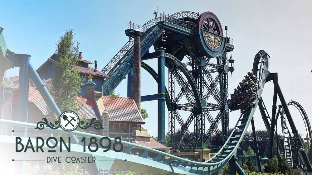 Baron 1898, The Efteling, The Netherlands